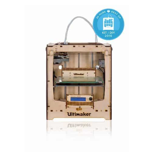 ultimaker original+ zelfbouw 3d printer