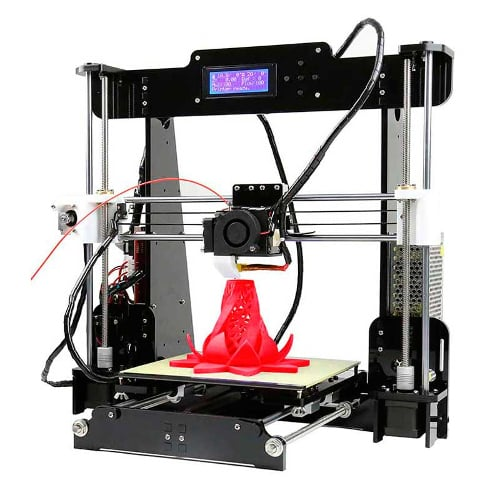 Anet A8 prusa i3 kopen|||hot-end-anet-a8-3d|